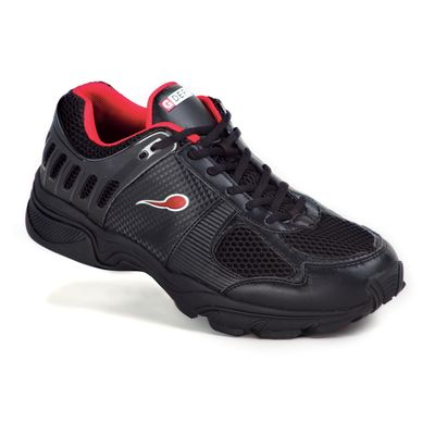 Ballistic Mens Black Sports Sneaker