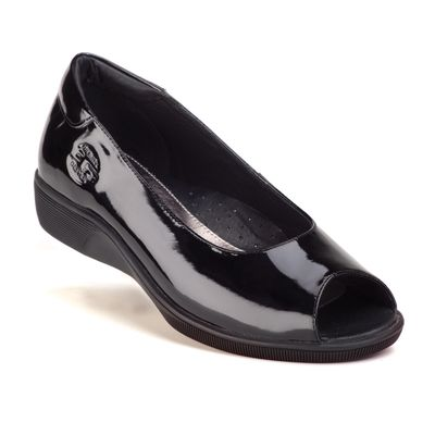 Reyna Black Women's Dress Shoe