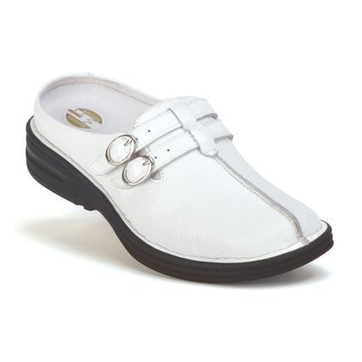 Afy White Womens Casual Dress Shoe