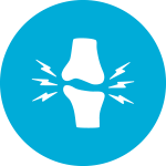 Icon Logo Of Plantar Fasciitis Foot