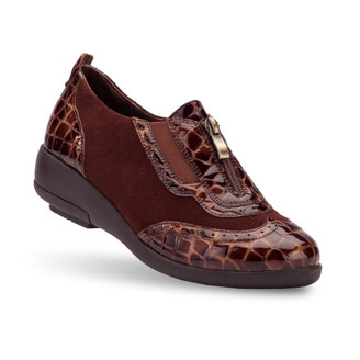 Brown Women's Italin Flats