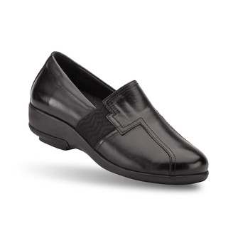 Black Women's Schauna Flats