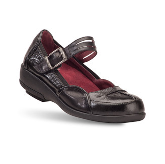 Black Women's Karina Flats