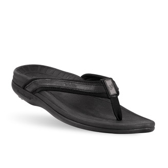 womens black Mary sandals-2