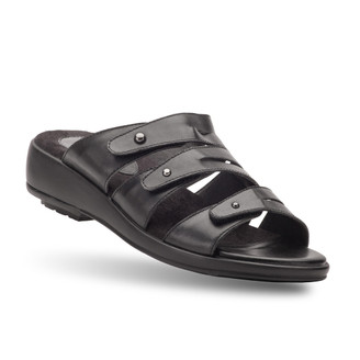 Black Women's Scarlett Sandals