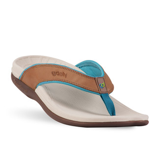 BlueBrown Women's G-Comfort Lynetta Sandals