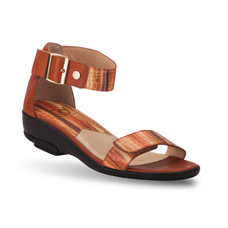Orange Women's Rosemary Sandals