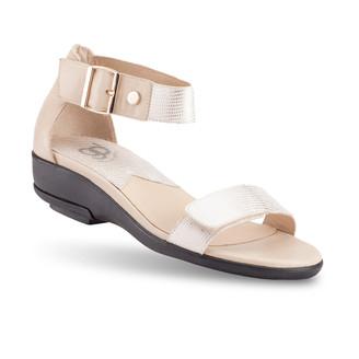 White Women's Rosemary Sandals