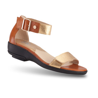 Gold Women's Rosemary Sandals