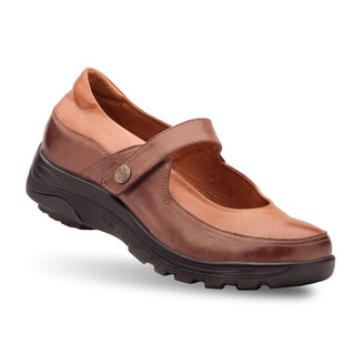Brown Women's Lulu Flats