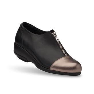 BlackSilver Women's Neta Flats