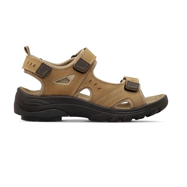 womens Sunset Tan sandals angle-2