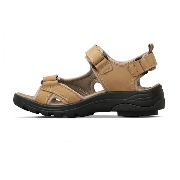 womens Sunset Tan sandals angle-7