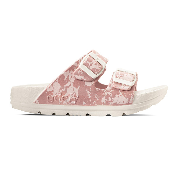 photo of women's upbov white-pink sandals angle -2