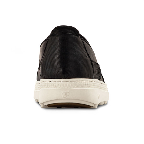 womens Orpha black casual flat-6
