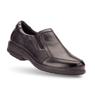 Black Men's Steven Loafers