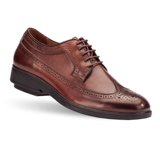 Brown Men's New Yorta Oxford Shoes
