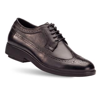 Black Men's New Yorta Oxford Shoes