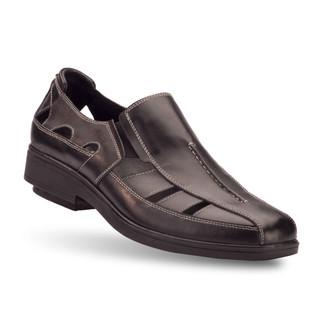 Black Men's Phuket Sandals