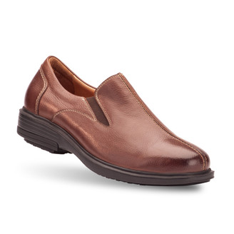 Brown Men's Leonardo Loafers
