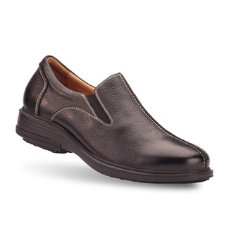 Black Men's Leonardo Loafers