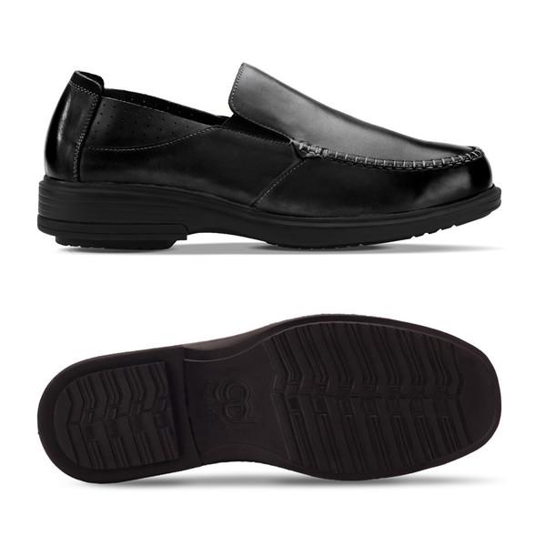 Black Men's Colity Loafers