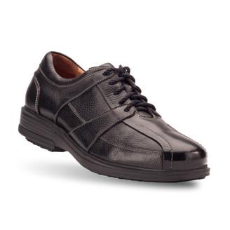 Black Men's Longos Casual Shoes