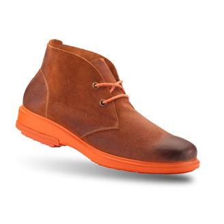 BrownOrange Men's Astonian Boots