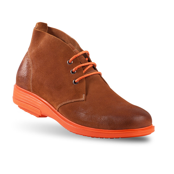 BrownOrange Men's Astonian Boots