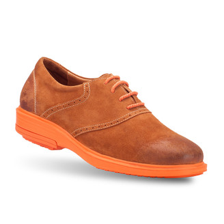 BeigeOrange Men's Ramachy Oxford Shoes