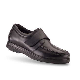 Black Men's Londonian Loafers