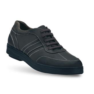 Black Men's Madroads Casual Shoes
