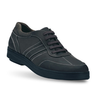 Black Men's Madroads Casual Shoes