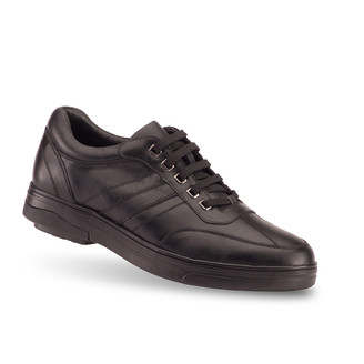 Black Men's Barney Casual Shoes
