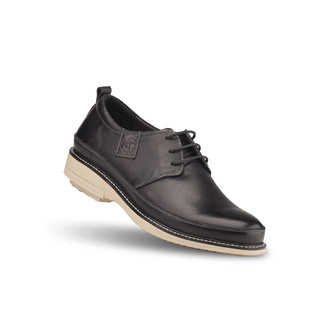 Black Men's Renni Oxford Shoes