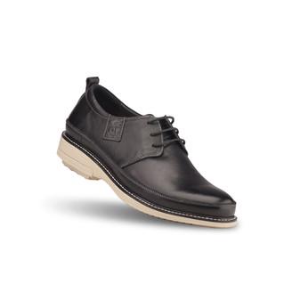 Black Men's Renni Oxford Shoes