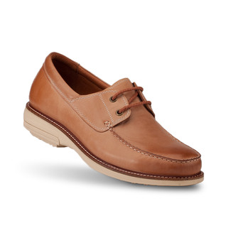 Beige Men's Regal Boat Shoes
