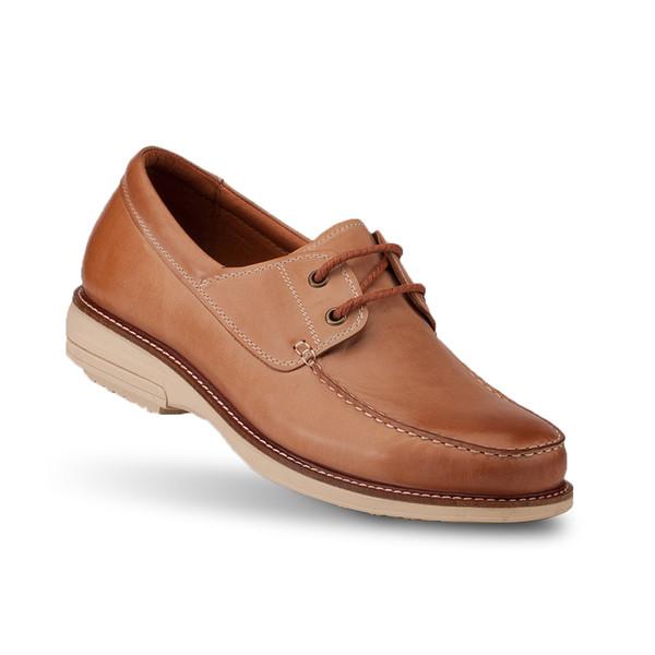 Beige Men's Regal Boat Shoes