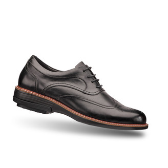Black Men's Windsor Oxford Shoes