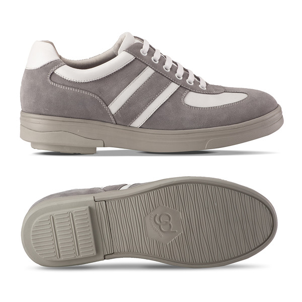 Gray Men's Liam Casual Shoes