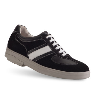 Black Men's Liam Casual Shoes