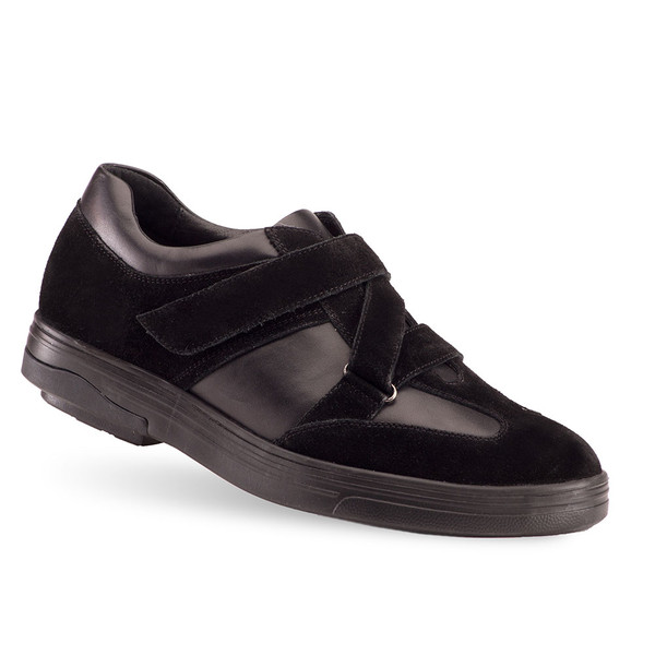 Black Men's Trumen Casual Shoes