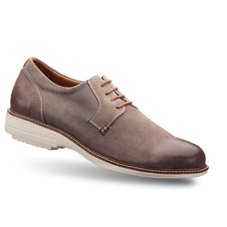 Gray Men's Franko Oxford Shoes