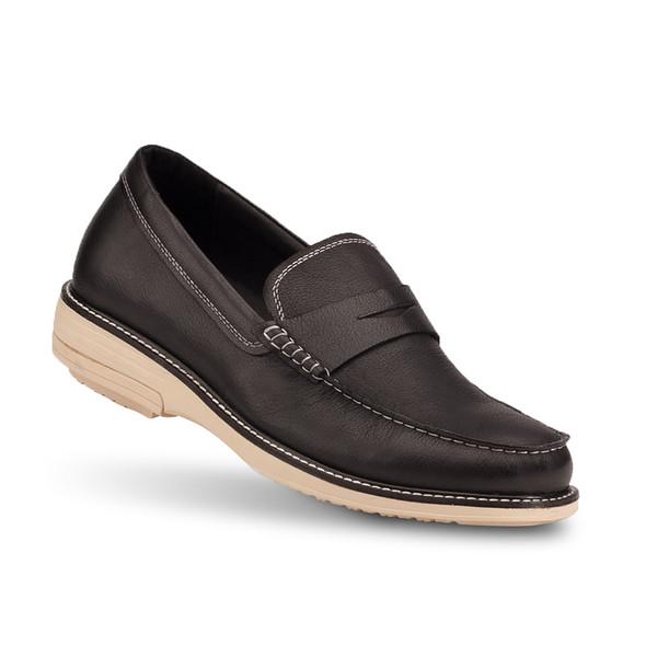 Black Men's Regan Loafers