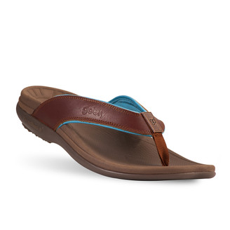 Brown Men's G-Comfort Ron Sandals