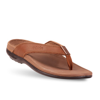 BrownTan Men's G-Comfort Ron Sandal
