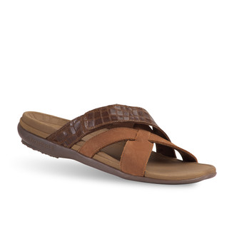 mens Lewis brown sandals-2