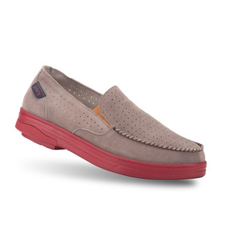 GrayRed Men's Carmel Casual Shoes