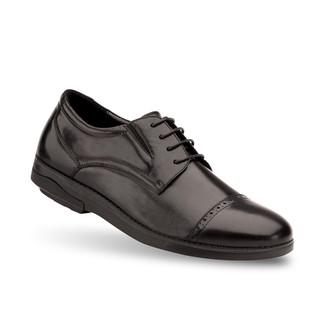 Black Men's Gilon Oxford Shoes