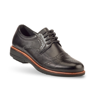 Black Men's Tomi Oxford Shoes